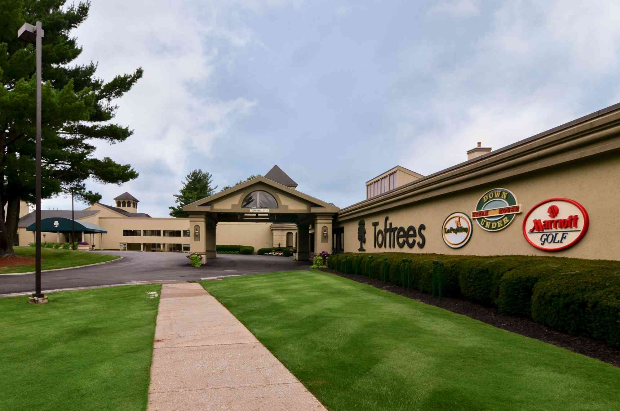 Toftrees Golf Resort Exterior 1