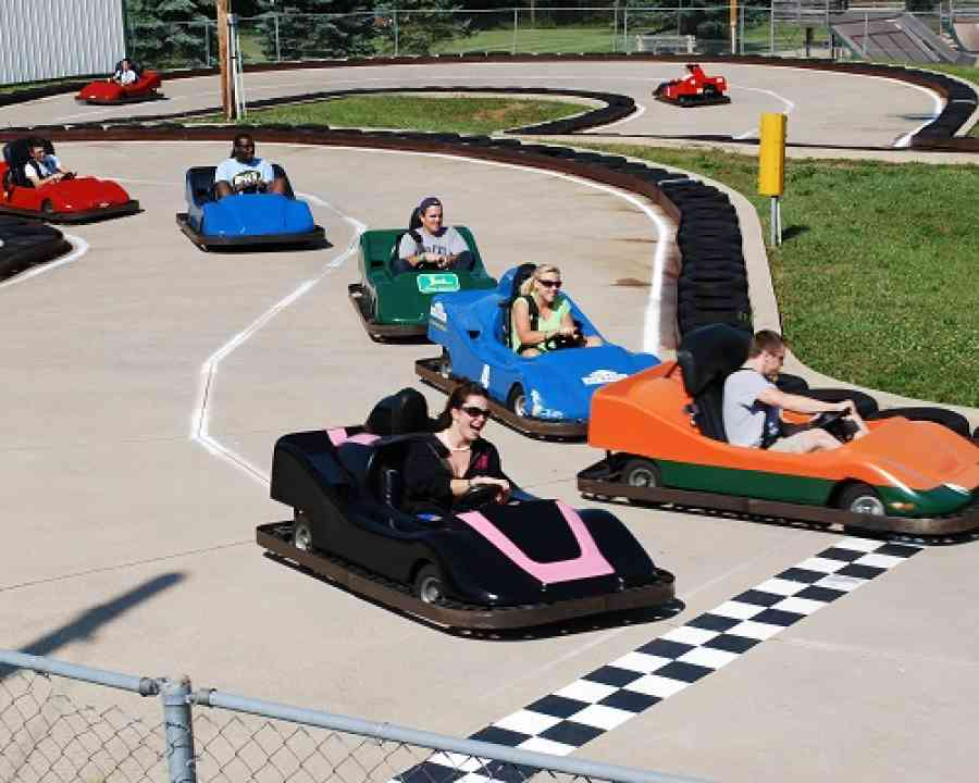 Tussey Mountain Go-Kart Track