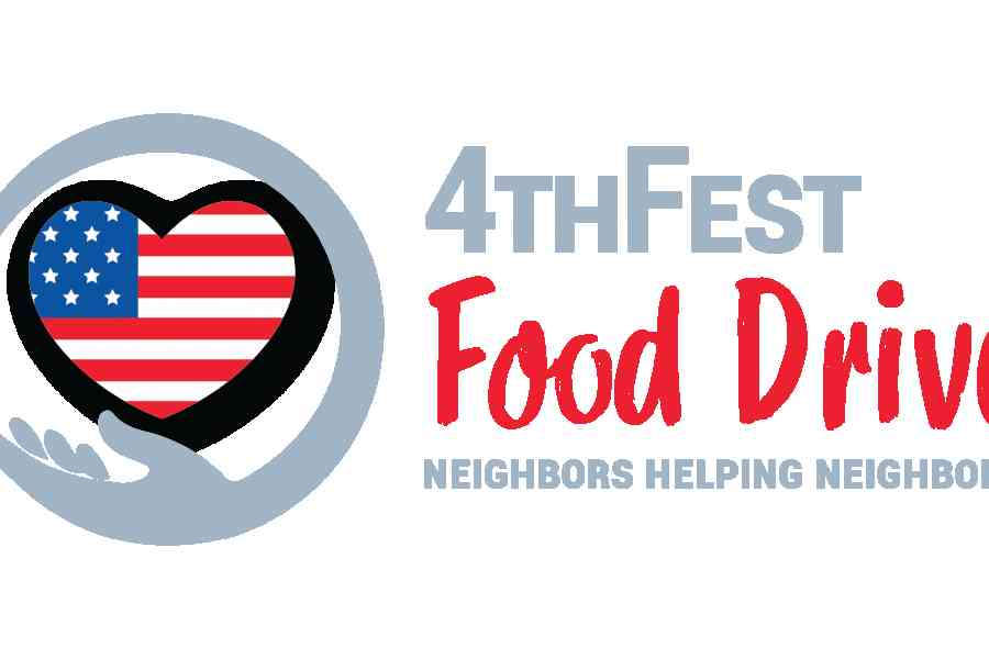 4th Fest Food Drive Logo 3 01 6