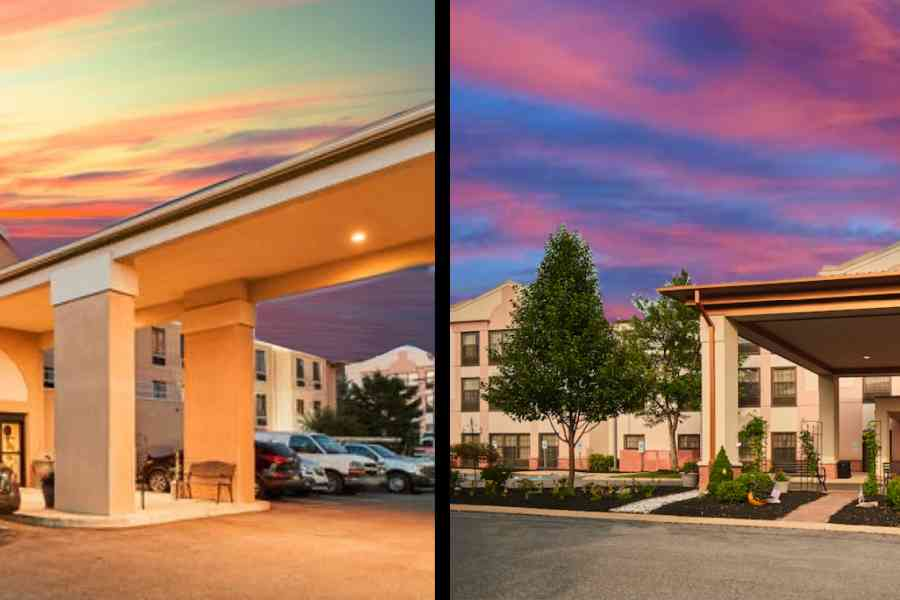 Sleep Inn Ext Comfort Suites Ext