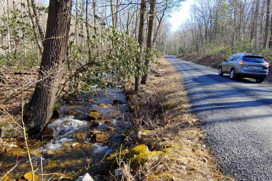 Rothrock Laurel Run Road