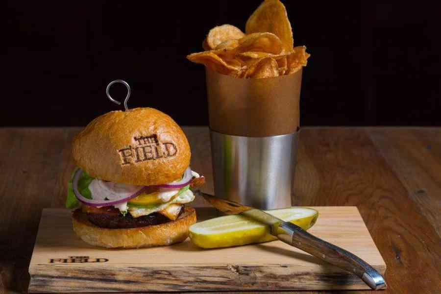 The Field Burger & Tap, State College